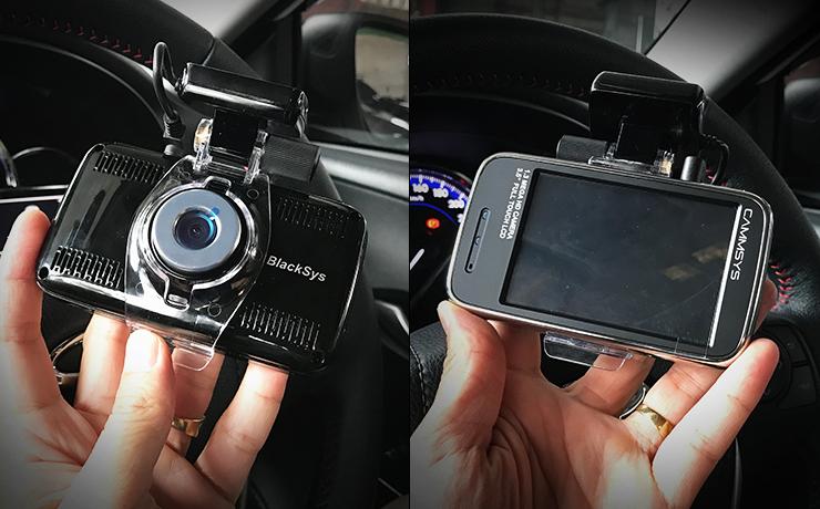 กล้องบันทึกหน้า กล้องบันทึกหน้าหลัง กล้องบันทึกรอบคัน 360 องศา ติด TOYOTA YARIS ATIV