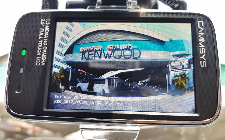 กล้องรอบคัน กล้อง 360 องศา กล้องบันทึก ติดรถยนต์ yaris