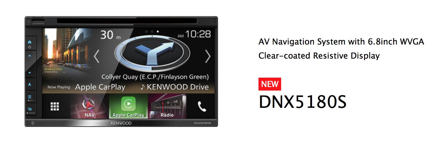 จอ KENWOOD DNX5180S ราคา