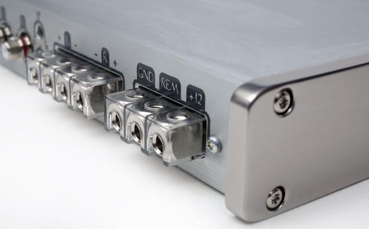 SINFONI power amp ติดตั้ง เครื่องเสียง