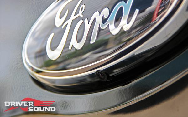 กล้องมอง หลัง ติดตั้ง รถยนต์ ford ranger