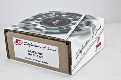 ลำโพงแหลม ทวิสเตอร์โดม ติดรถยนต์  DEGO SP 2.5 T SPACELINE