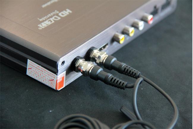 TV DIGITAL ASUKA HR-630 ดิจิตอล ทีวี ติดตั้งสำหรับรถยนต์